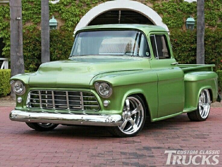 50s chevy pickup..   Trucks 2   Pinterest   Chevy pickups, Chevy and