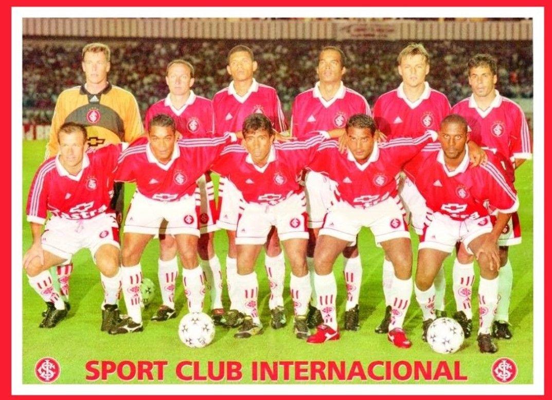 Resultado de imagem para elenco do inter de 1999