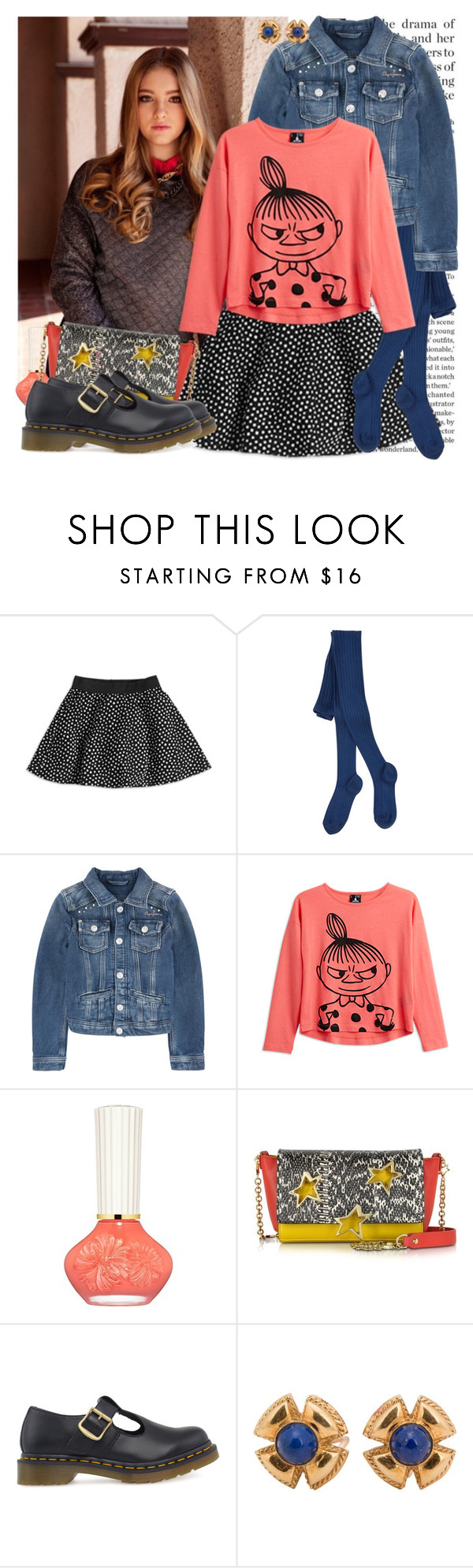 """Rnmee 1.13"" by vandinha2010 ❤ liked on Polyvore featuring Pepe Jeans London, Paul & Joe, Corto Moltedo, Dr. Martens and Tiffany & Co."