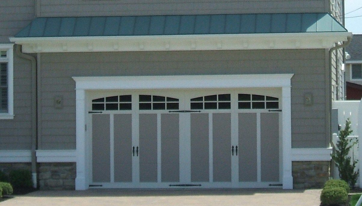 Marvelous Exterior Garage Door Trim 65 In Brilliant Home