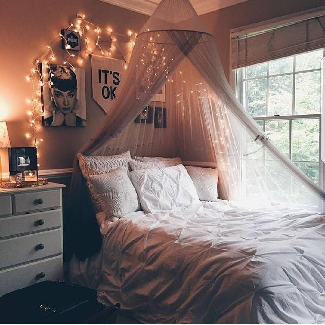 Dreamy Bedrooms Fairy Lights