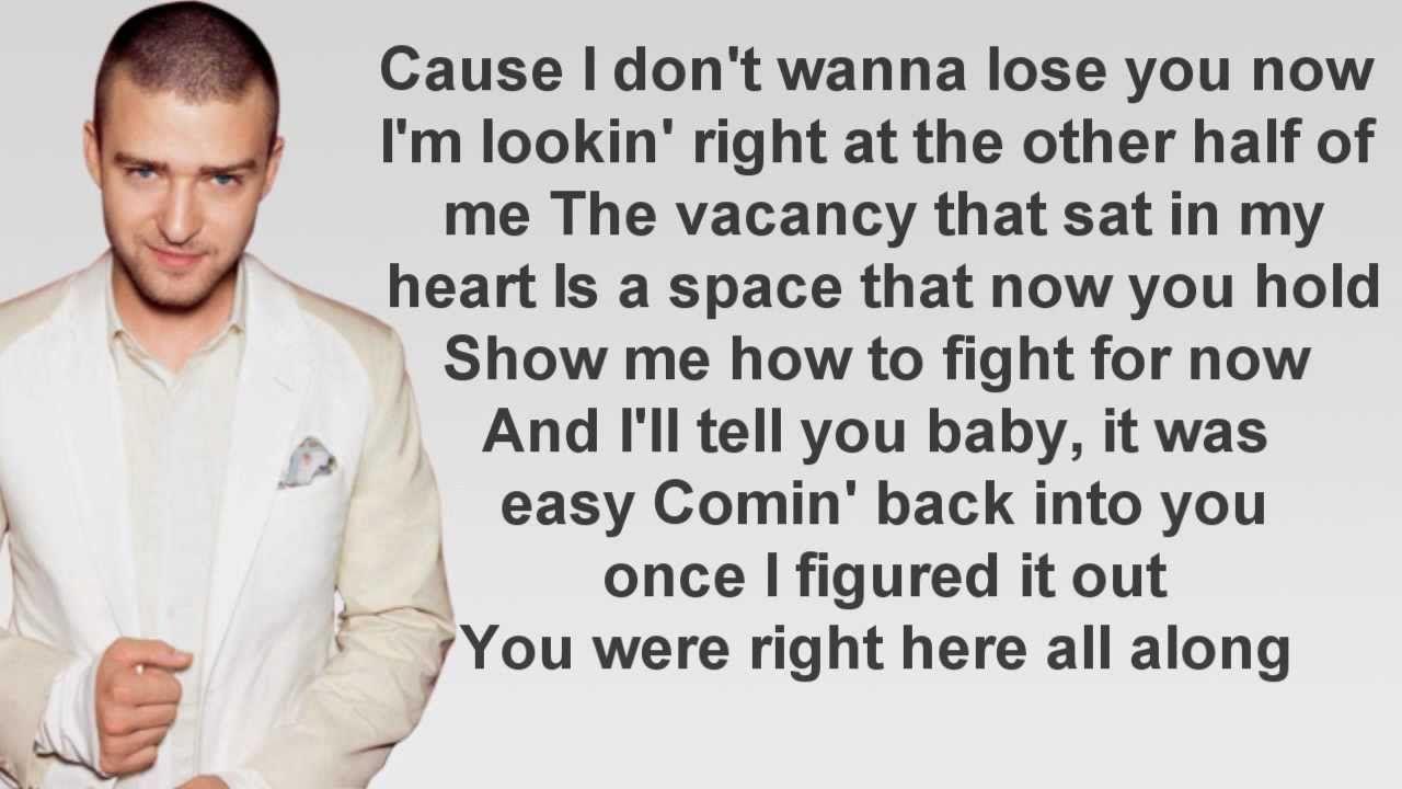 Justin Timberlake Mirrors Lyrics Song Lyrics Mp3