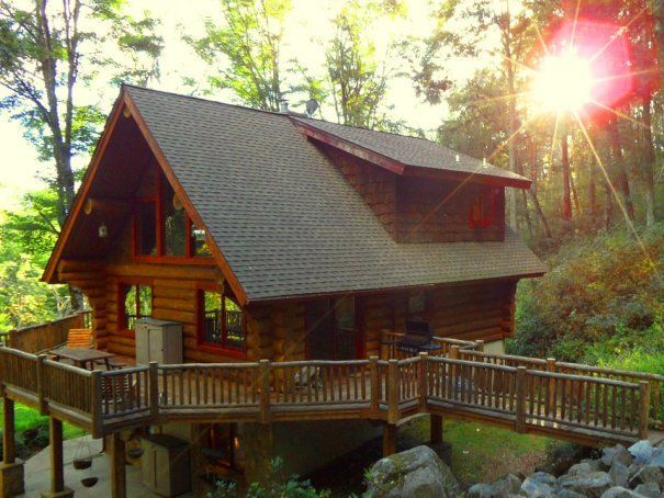 cabin lodging for rental and furnishings luxury north boone attractions rentals banner guide interiors vacation nc interior with carolina views htm visitor cabins
