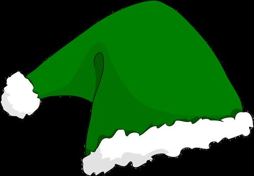 Elf Hat Vector Elf Hat Santa Hat Clipart Hat Vector