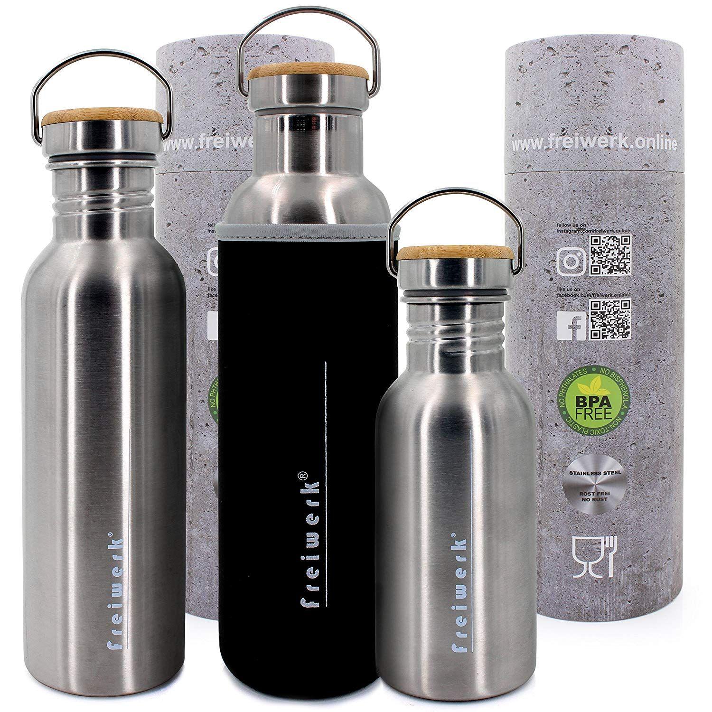 Edelstahl Flaschen