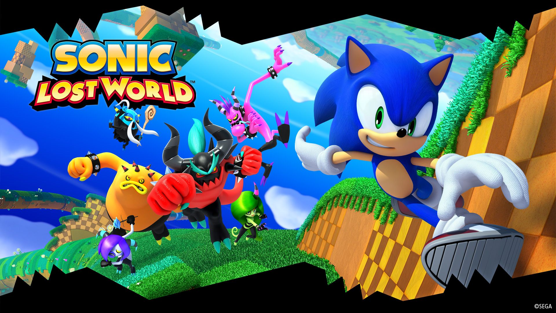 Sonic Lost World for Windows PC Download Here! Addicting