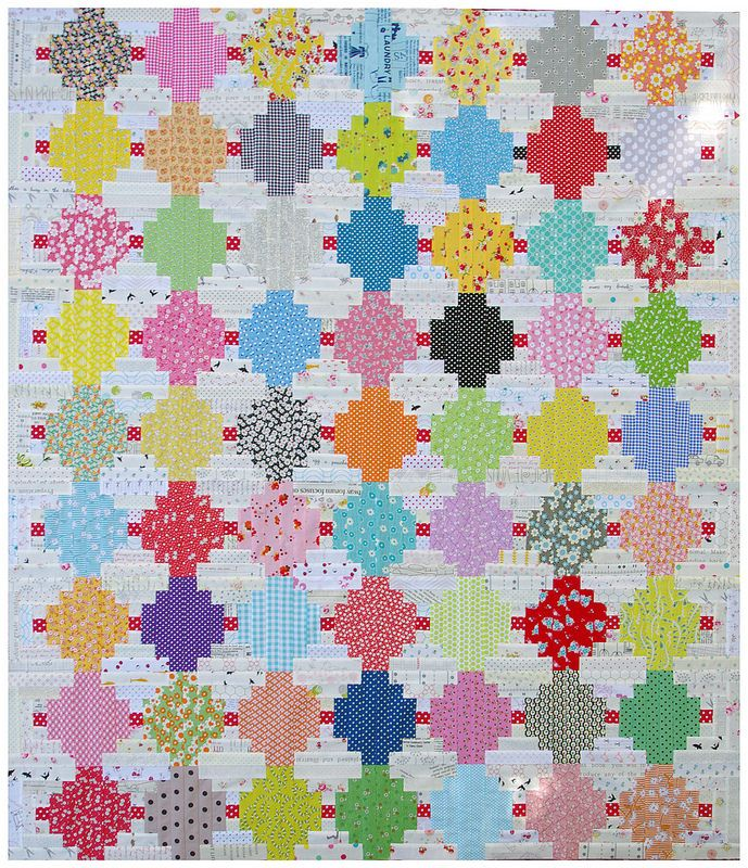 Courthouse Steps Quilt - Part II (Red Pepper Quilts) | Red peppers ... : courthouse quilt pattern - Adamdwight.com