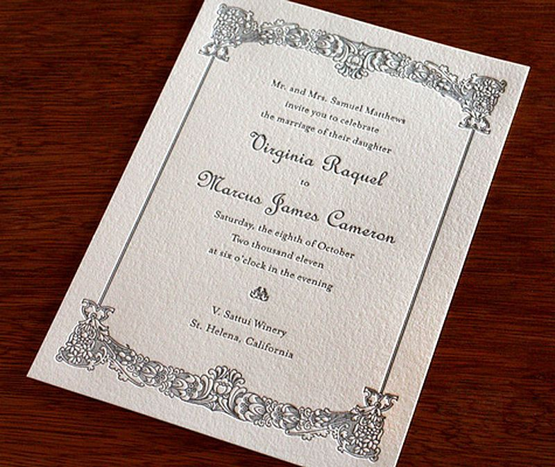 Gorgeous 200 Elegant Wedding Invitations That You Are Looking For