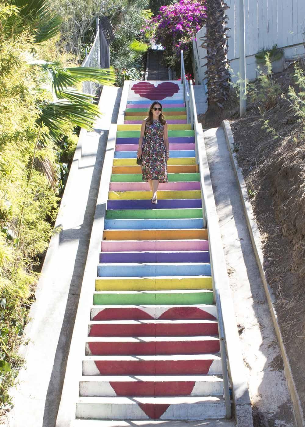 LA Hidden Stairs