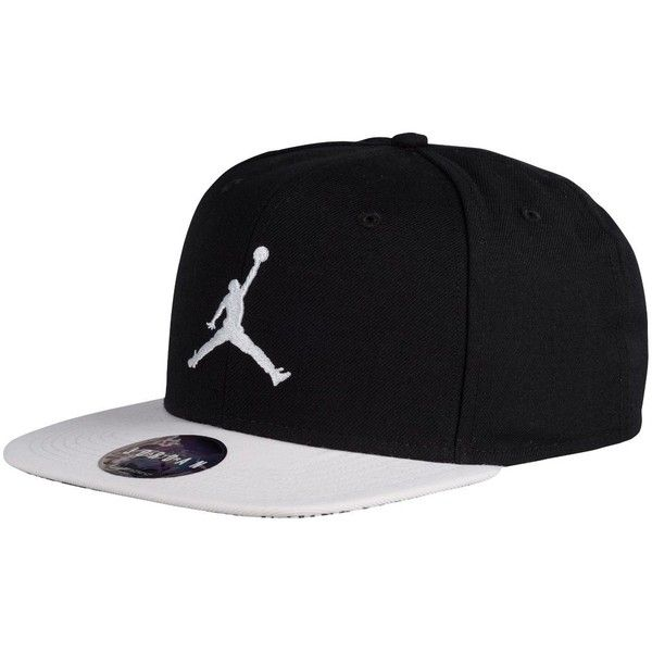 Jordan Hats Snapback   Champs Sports ( 30) ❤ liked on Polyvore featuring  accessories, hats, sport snapbacks, sport hats, snap back hats, sports  snapbacks ... de1afb87e455