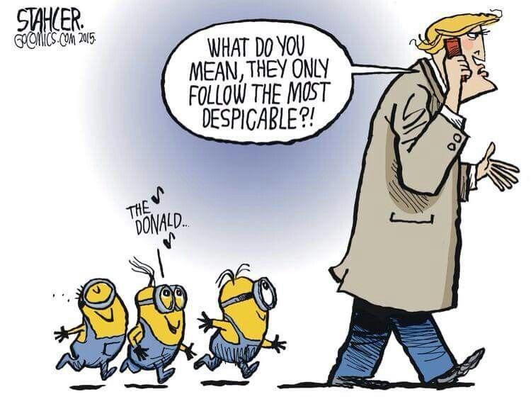 #DumpTrump #GOPClownCar #VoteBlue2016 #UniteBlue