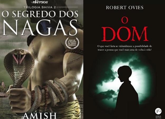 Livros Julho 2015