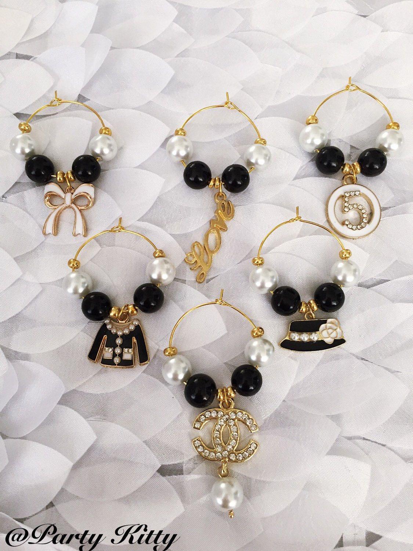 ETSY Vendor Product Description | Pinterest | Chanel bridal shower ...