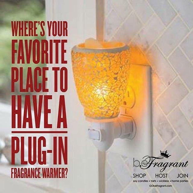So... give it up!  Where?  We'll start.... BATHROOM‼️ #warmer #love #homefragrance #waxmelts #soymelts #happy #place  http://corporate.gobefragrant.com/shop/Wax-Warmers/Plug-In-Tart-Warmers/