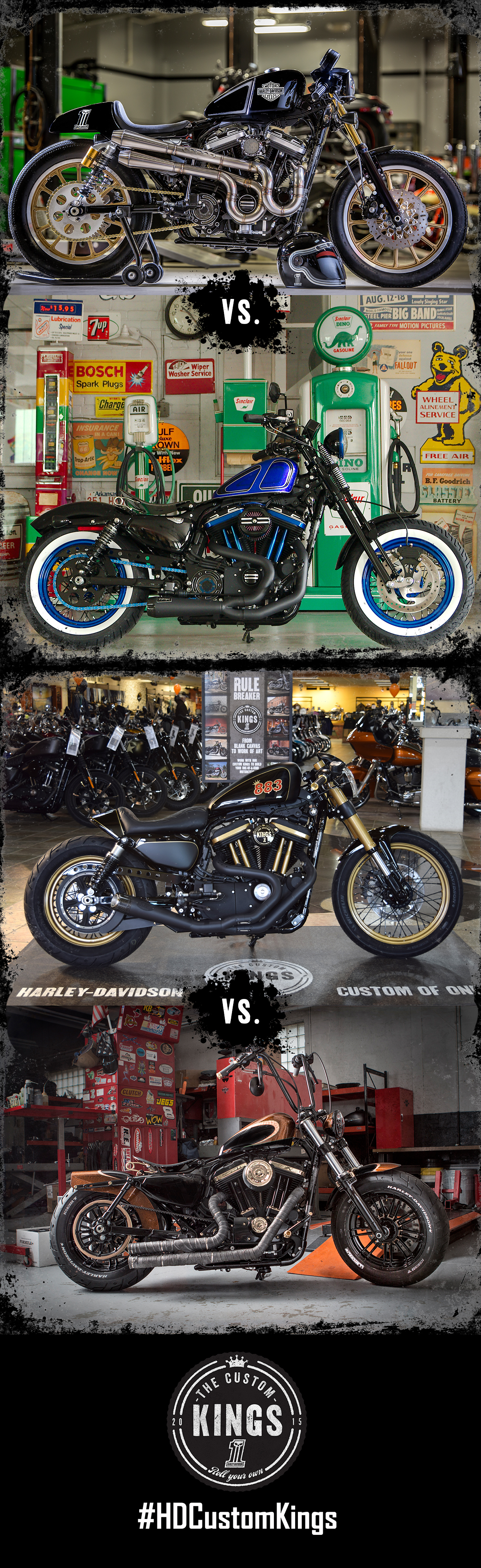 Win a harley davidson competition