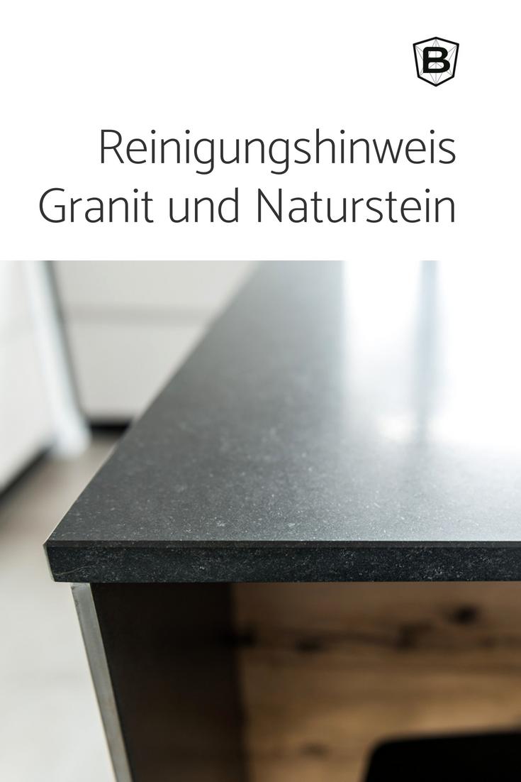 Granit kuchenplatte pflege for Granit kuchenplatte