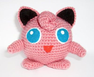 17 Pokemon Projects to Make This Week   Pokémon, Crochet and ...