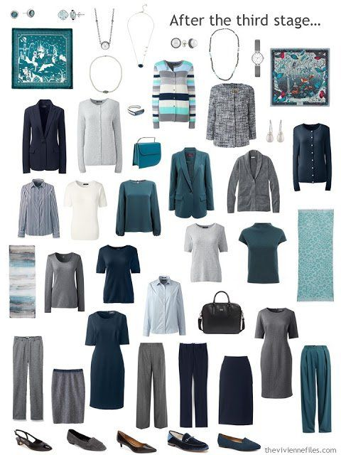 Can a Corporate Wardrobe have Personality? Start With Nature! An Ocean Photograph by LBToma - The Vivienne Files