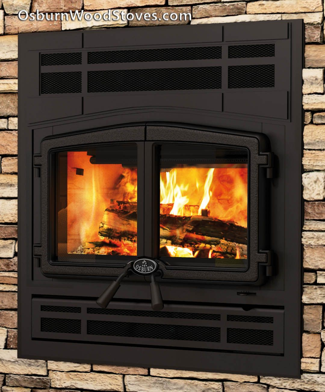 Osburn Stratford Purchase Your Osburn Stratford From Osburnwoodstoves Com Wood Fireplace Wood Stove Stove Fireplace