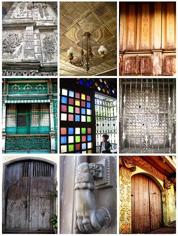 Capiz Windows Handcrafted Doors In The Philippines Bbc