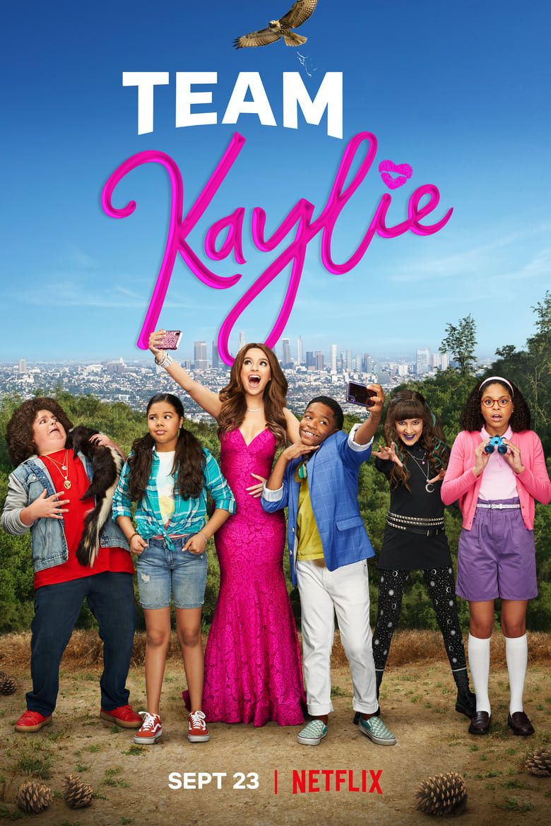 Team Kaylie (2019) S02 Hindi Dubbed Complete 720p HDRip 1GB Download |  Netflix, Comedy specials, Jackson movie