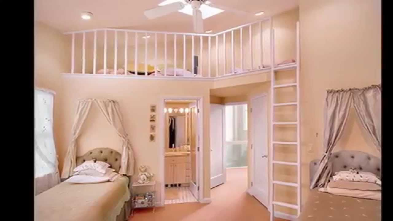 Pin By Interior Designer In A Box On Kids Teenager: Princess Room Designs !! Kids Room Designs For Girls