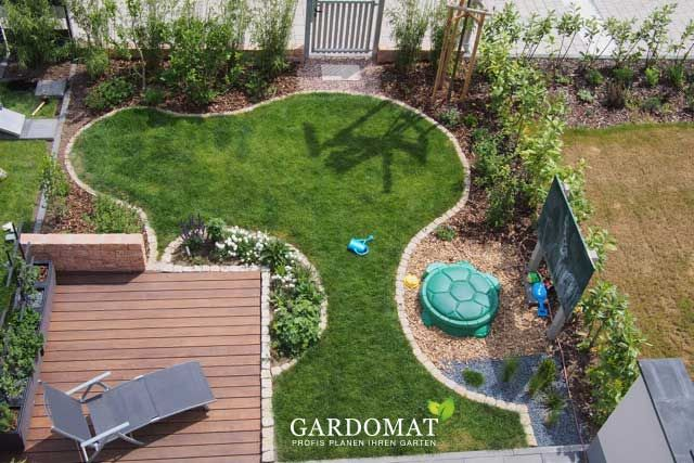 Fantastisch Kleiner Garten: Die Gartengestaltung Eines Kleinen Reihenhausgartens Ist  Oft Schwerer Als Gedacht, Da Viele