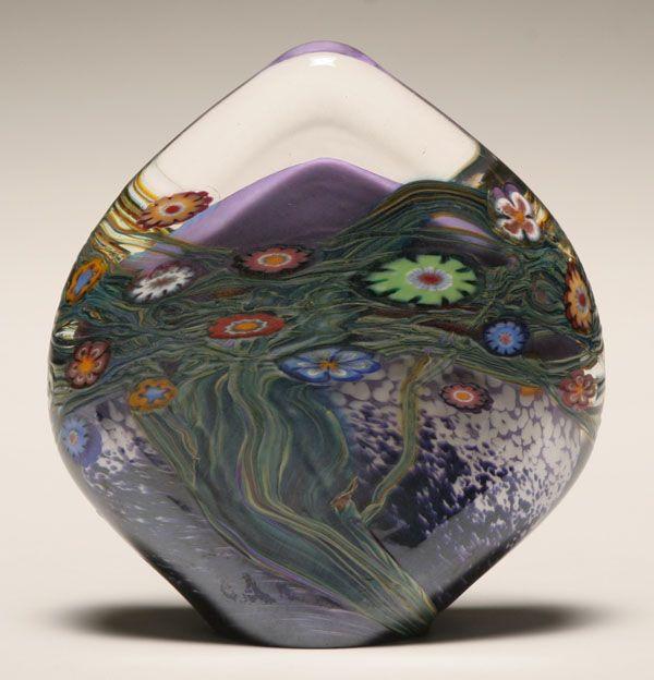 Studio Glass Paperweight 2006 Glass Marbles Pinterest Glass