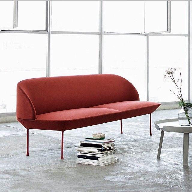 The Oslo Sofa by muuto