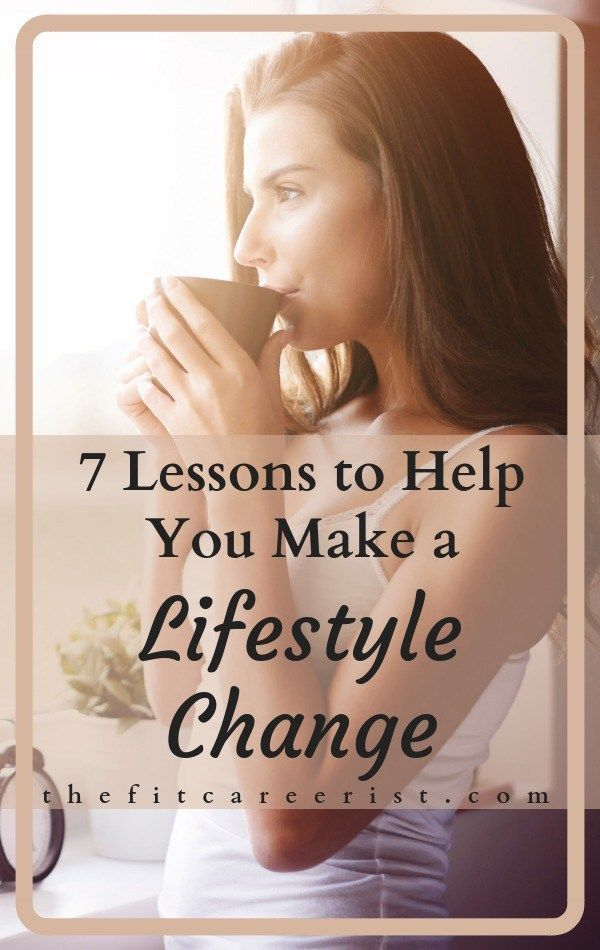 Making a Lifestyle Change - 7 Lessons Learned After a Year of HIIT - -   12 fitness Lifestyle you are ideas