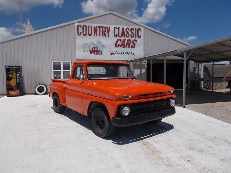 1964 Chevrolet C10 for sale - Staunton, IL | OldCarOnline.com ...