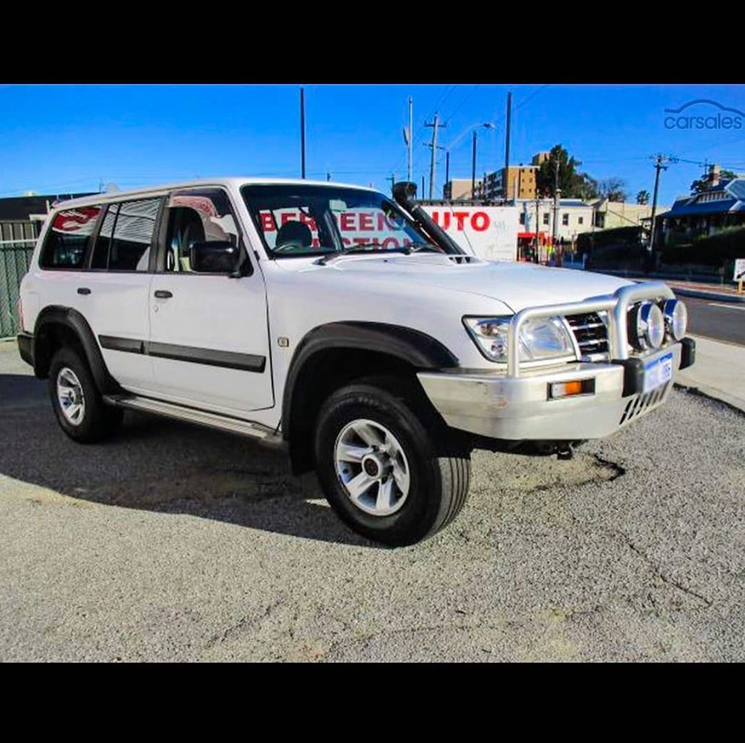 Be quick for this beauty. A full 7 seat 4WD turbo diesel