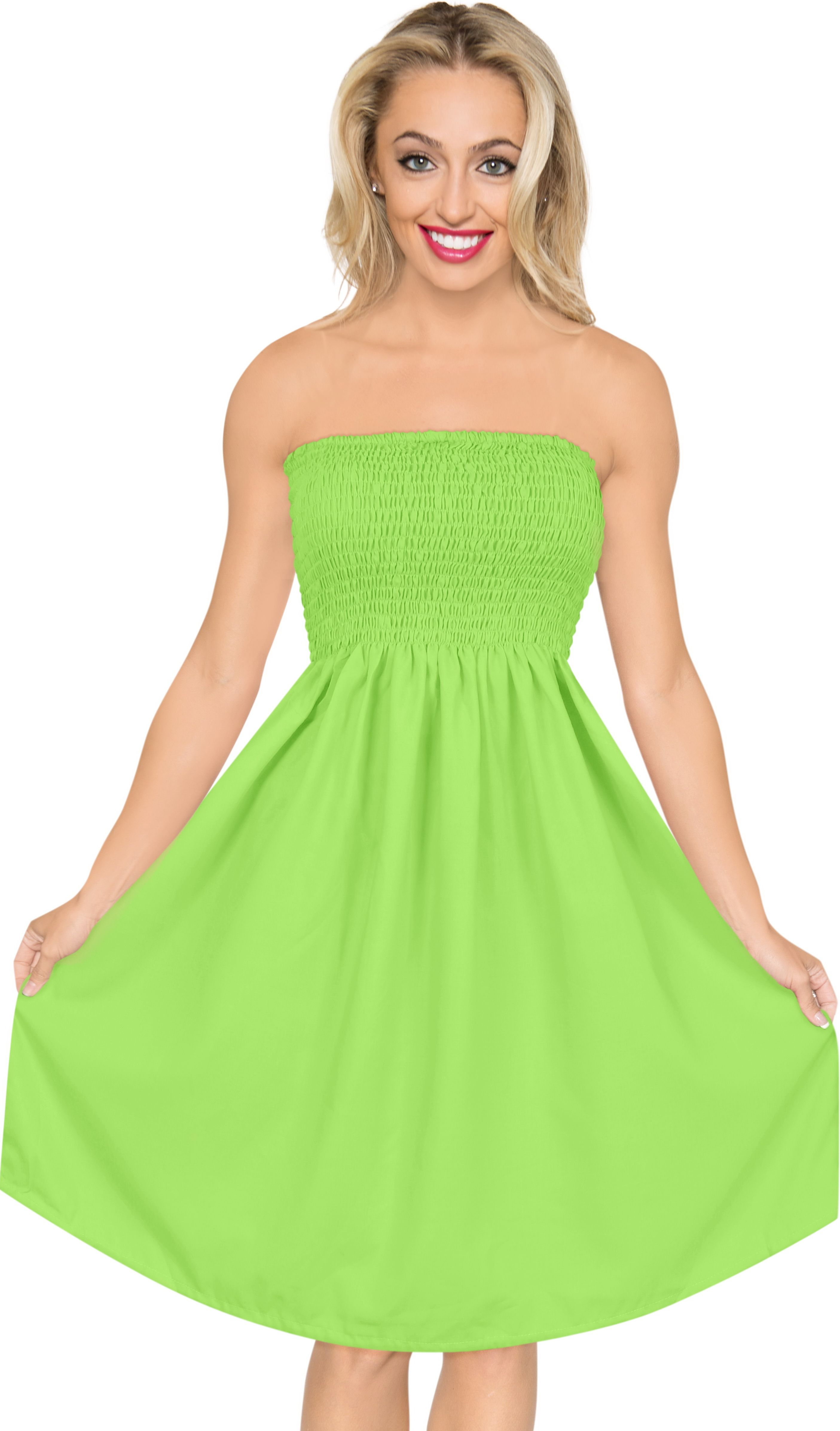 df33e404b43bd Evening Beach Tube Dress Maxi Skirt Backless Sundress Halter Boho ...