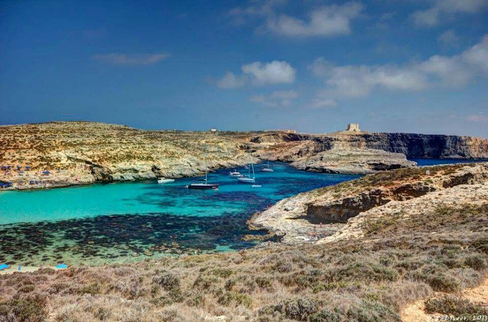 Blue lagoon - Comino, Malta
