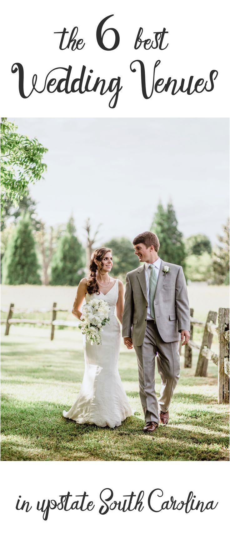These Are Our Picks For The Best Wedding Venues In And Around Greenville Sc
