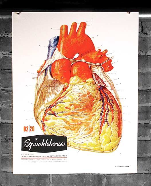 Curtis Jinkins - Sparklehorse poster