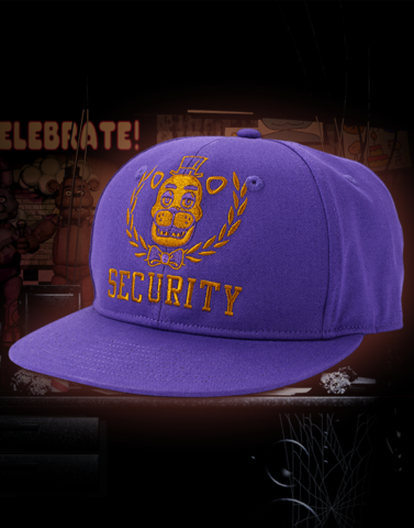 Freddy Fazbears S Security Hat Hats Clothes Design Five Night