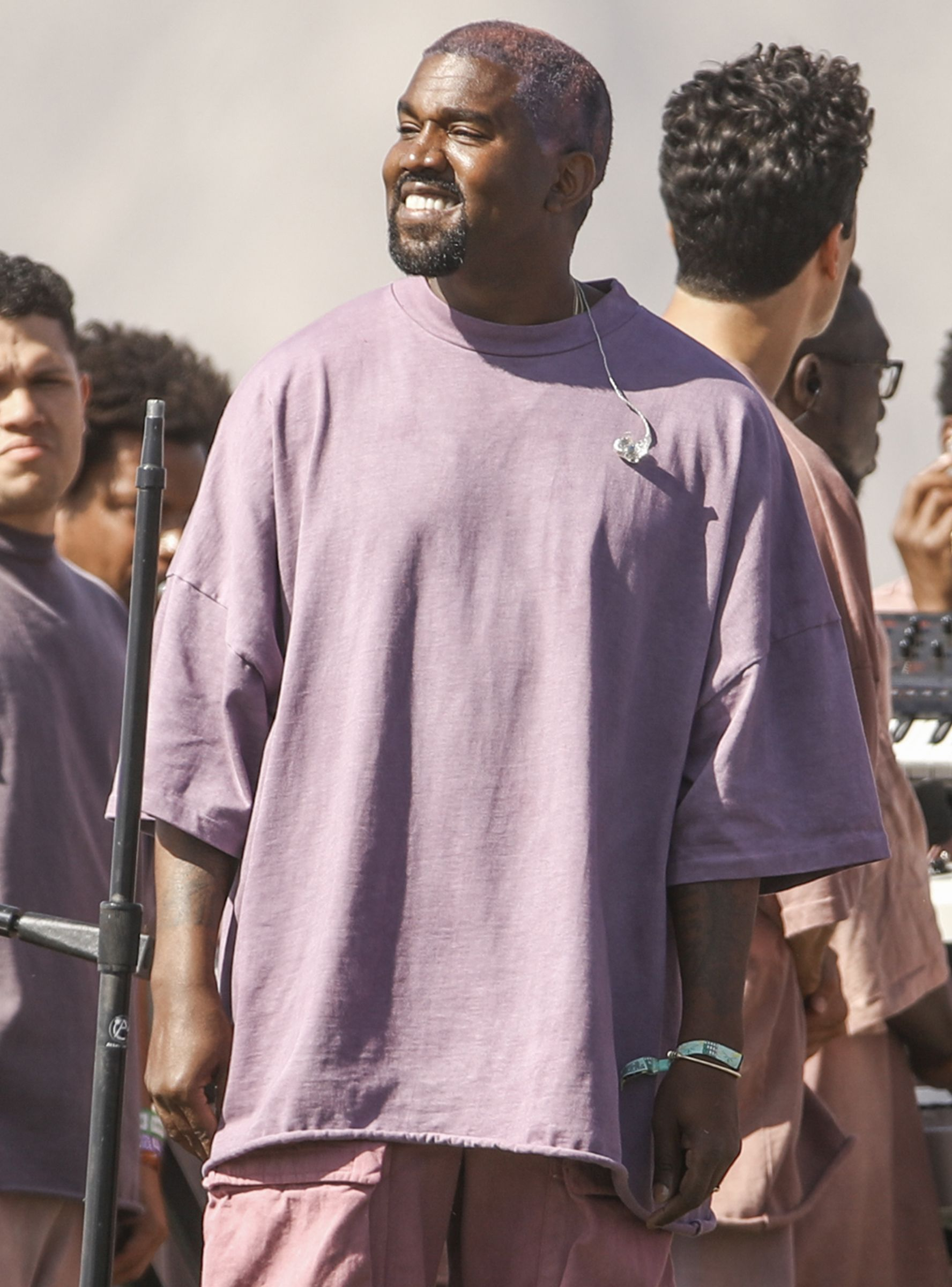 Kanye West Is Selling Church Themed Coachella Merch The Internet Has Thoughts In 2020 Kanye West Style Kanye West Kanye West Songs