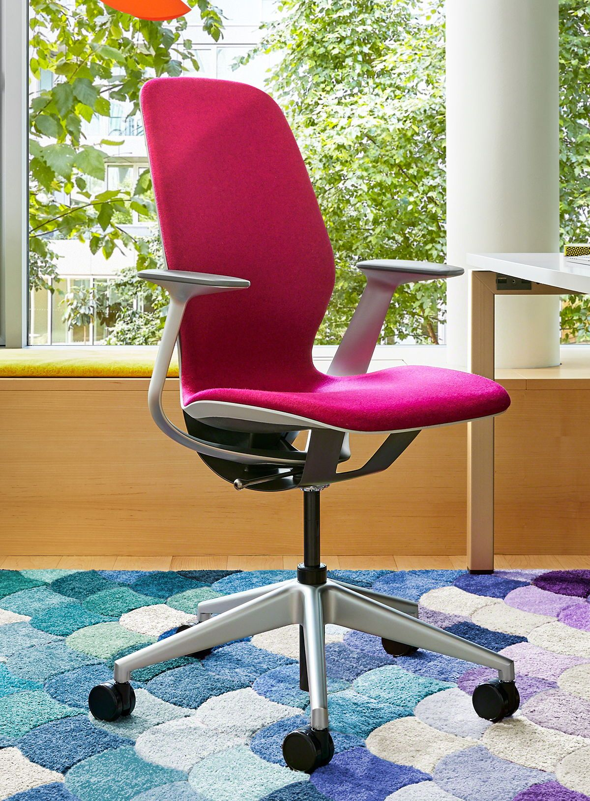 Surprising Silq Steelcase Chairs Chair Ergonomic Office Chair Home Interior And Landscaping Ologienasavecom