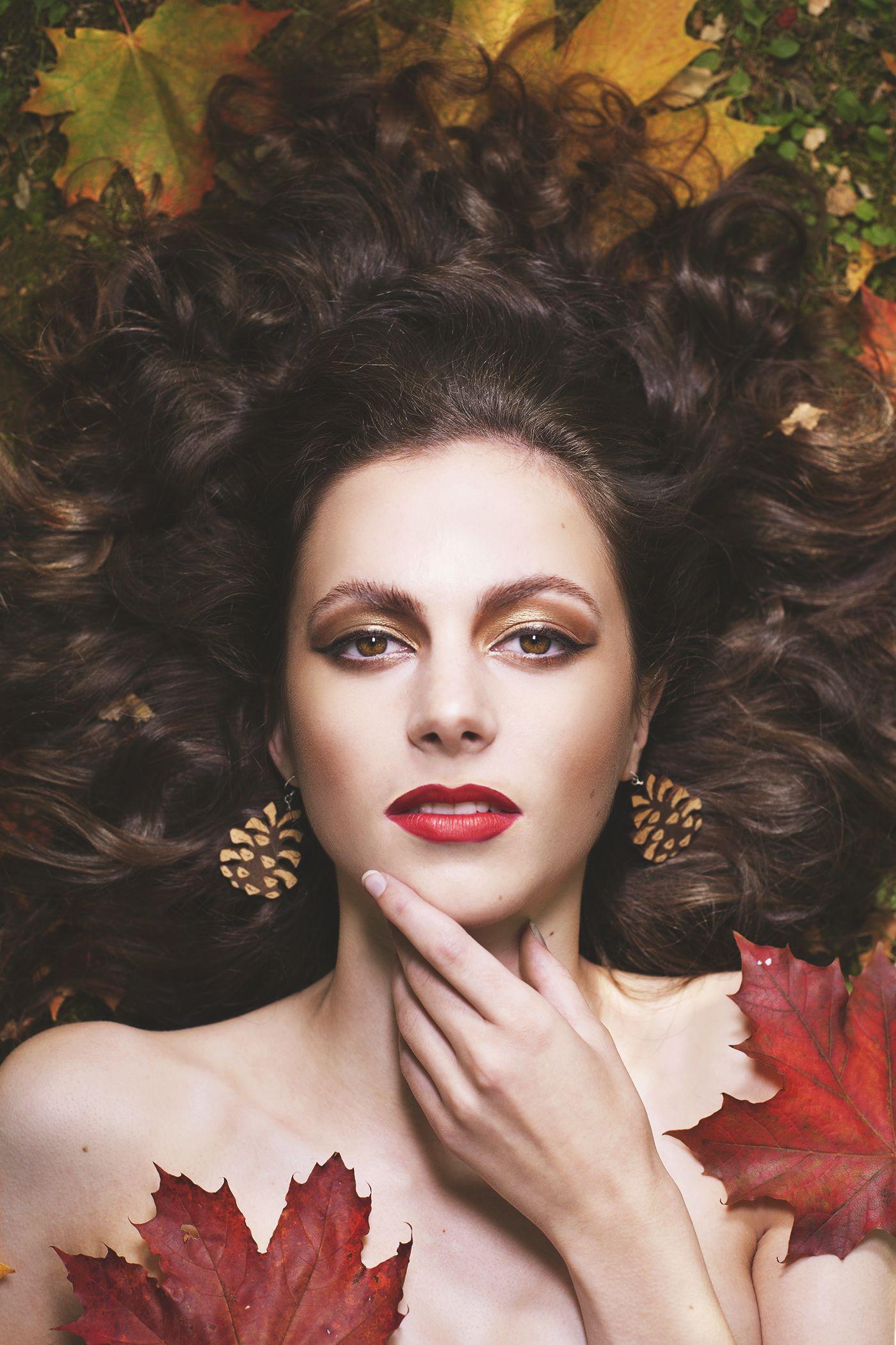Photo: Lupine photoart, Muah: Studio susu, Model: Heidijanika, Fashion Editor: Maiju Markkanen
