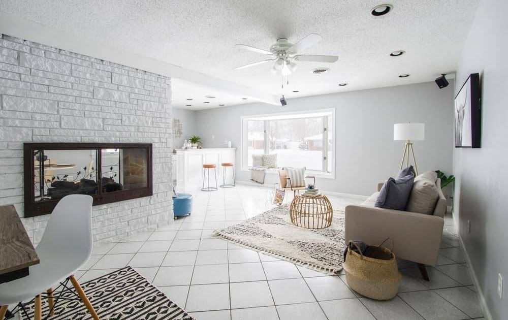 Decorating Living Room Ash White Wall Design Colour Ideas Brown Carpet Paint Col Decorating Liv Living Room Paint L Shaped Living Room Living Room Interior