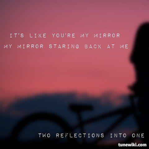 Lyricart For Mirrors By Justin Timberlake