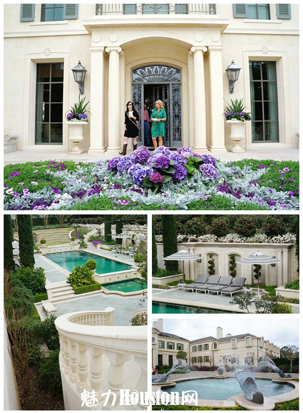McDugald Steele Landscape Architects, Houston TX 2013 Azalea Trail, Private  Residence