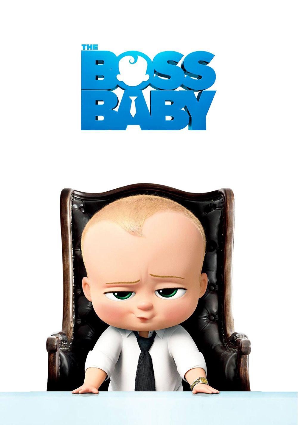 The Boss Baby (2017) [1000 x 1426] Boss baby, Baby