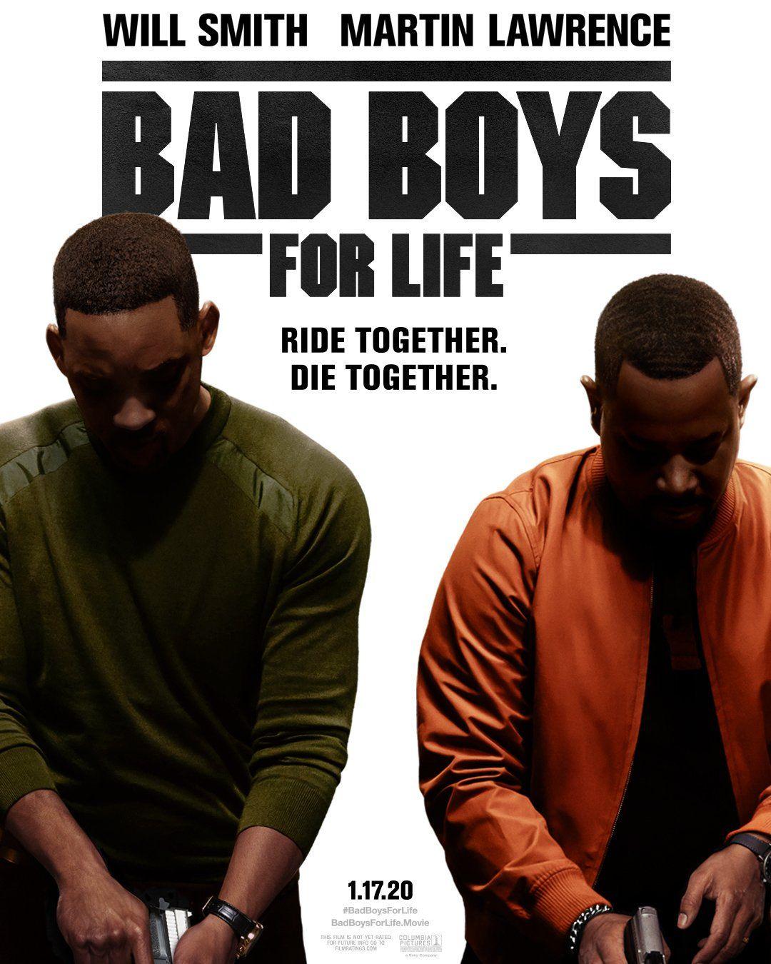 Bad Boys For Life Movie Poster Https Teaser Trailer Com Movie Bad Boys 3 Action Comedy Movie Sequel Starring Wil Bad Boys Movie Movies For Boys Bad Boys