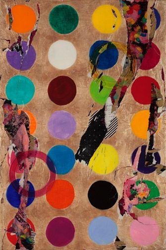 M.A. Tateishi #art #mixedmedia
