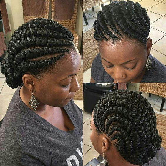 2018 braided hairstyles 4 | Hair Style | Braids, Hair ...