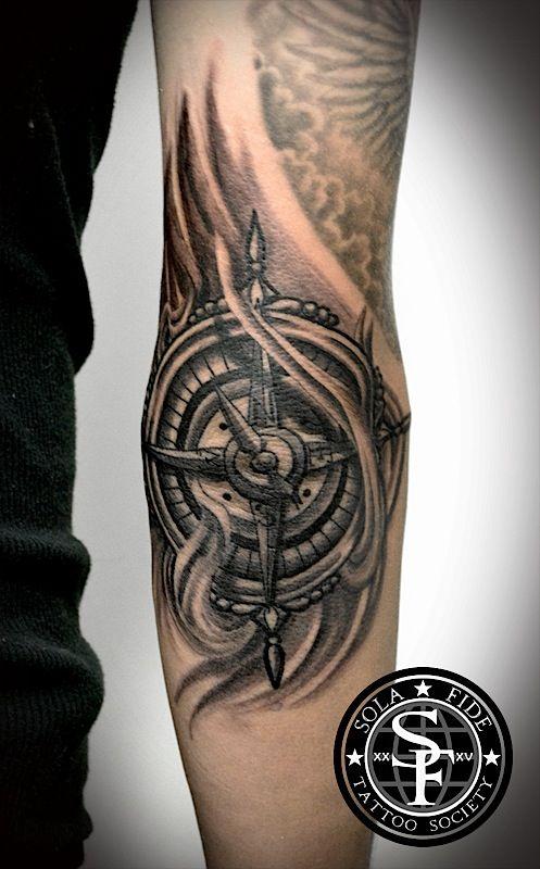 10+ Dragon Elbow Tattoos For Men ideas | elbow tattoos, tattoos...