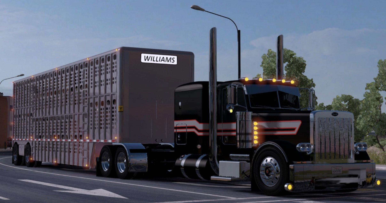 American Truck Simulator Truck Skins mods http//www