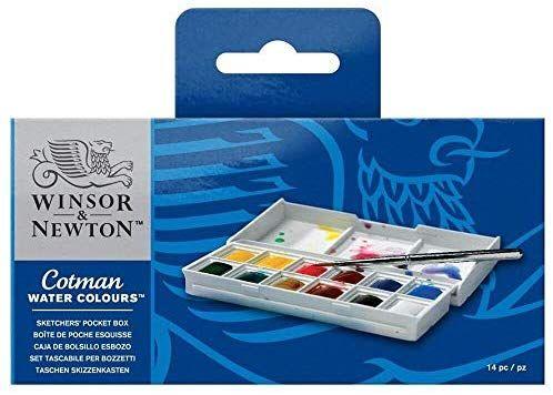 Ta Da The 30 Day Watercolor Challenge Winsor Newton Watercolor